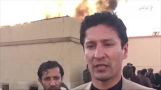 ۱۰۱ میلیون افغانی پول مندرس در قندهار به آتش کشیده شد