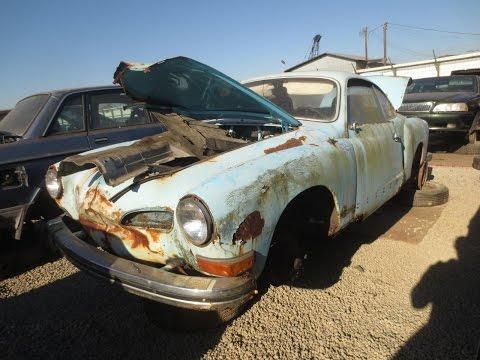 1969 Volkswagen Karmann Ghia-Major Rust Repairs. Part 13