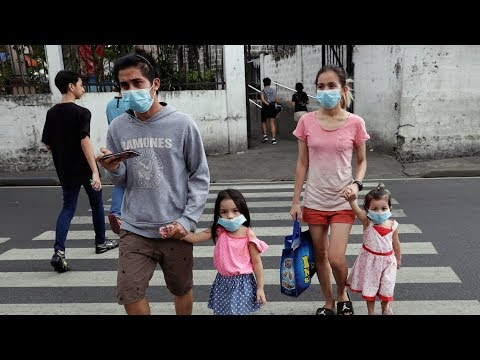 Coronavirus: Philippines reports 1st death outside China