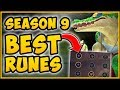 WTF! NEW RUNES GIVE THE CROC OVER 90 AD LEVEL 1?? RENEKTON SEASON 9 TOP GAMEPLAY! League of Legends