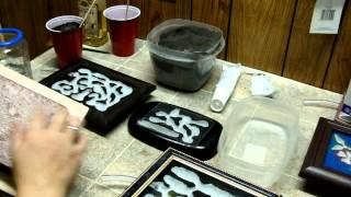 How to make a Grout Formicarium for Ants Part 3 of 3