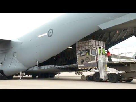RAAF Fiji HADR deployment, I
