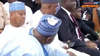 Charges Of False Assets Declaration Filed and Read To Bukola Saraki
