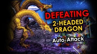 Download lagu FFBE DEFEATING 2 HEADED DRAGON WITH AUTO ATTACK MP3