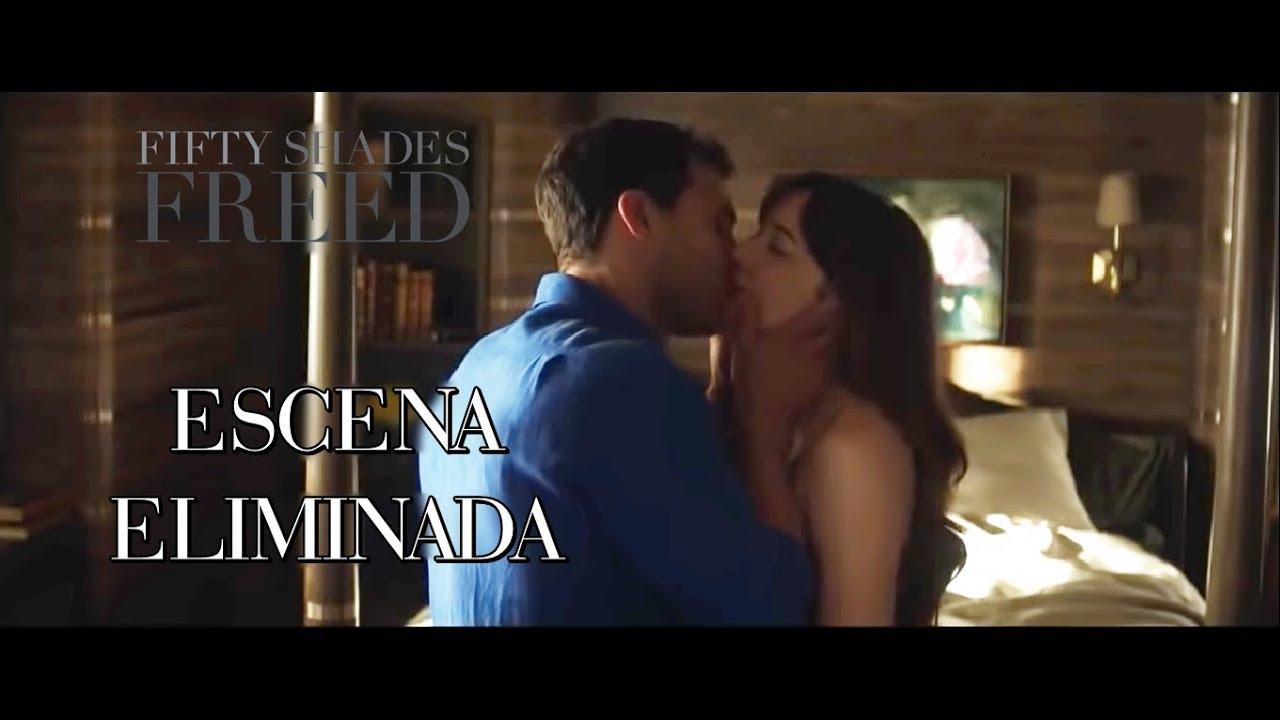 Escena Eliminada Español Cincuenta Sombras Liberadas Chupetones Youtube