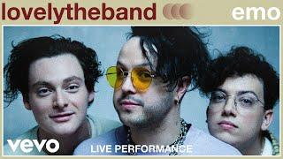 lovelytheband - emo (Live Performance) | Vevo