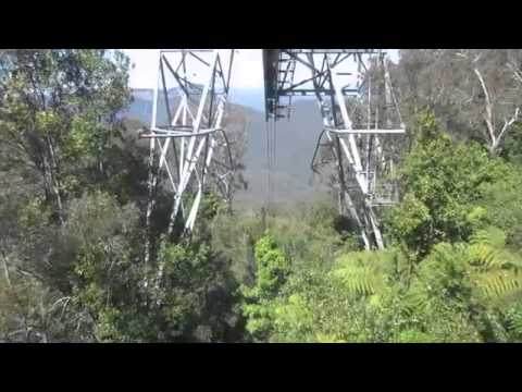 Blue Mountains, Featherdale Wildlife Park, Parramatta River Cruise - Australia - October 5, 2014