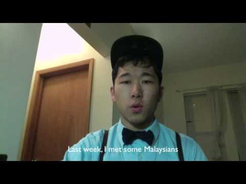Saya mampu berbicara Bahasa Indonesia!