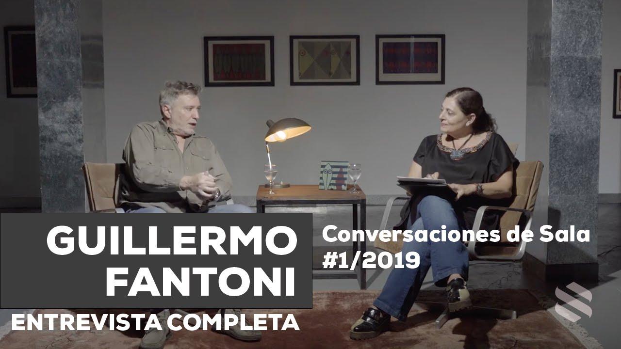 Conversaciones de Sala #1/2019 - Guillermo Fantoni