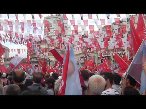 30 Mayıs '15 - Kılıçdaroğlu CHP İzmir Mitingi - Ak dediler kara çıktı !