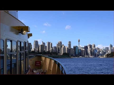 DAY 20 – FERRY RIDE COCKATOO TO BALMAIN