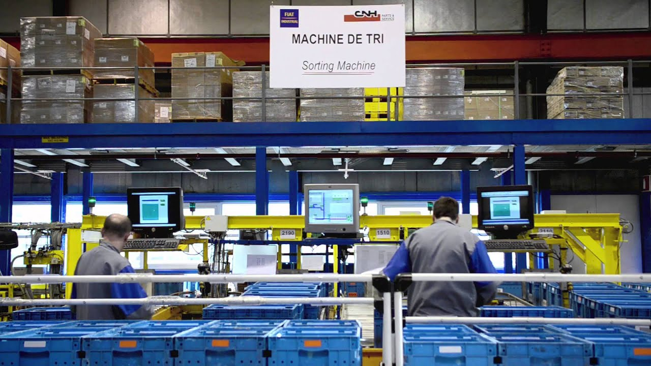 Le Industrial cnh industrial manufacturing le plessis