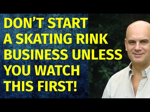 How To Start A Skating Rink Business | Including Free Skating Rink Business Plan Template