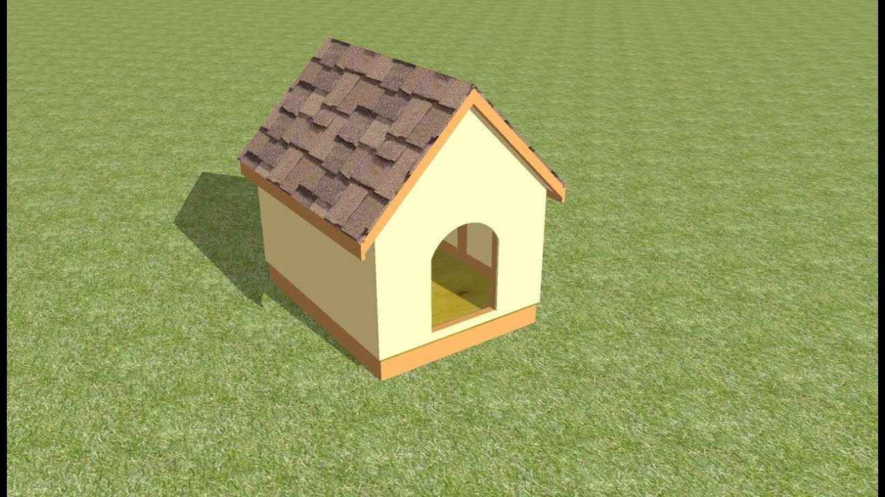 Indoor dog house - Indoor Dog House 29