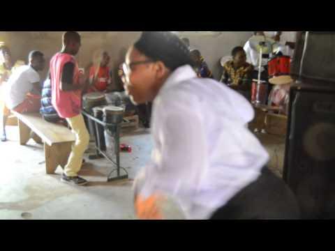 Dancing Time in New Covenant Church Akwa ibom State Nigeria