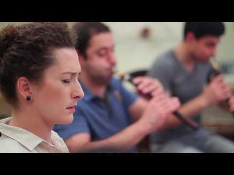 "Tsirani Ensemble • Komitas ""Keler Tsoler"" • CD Presentation"