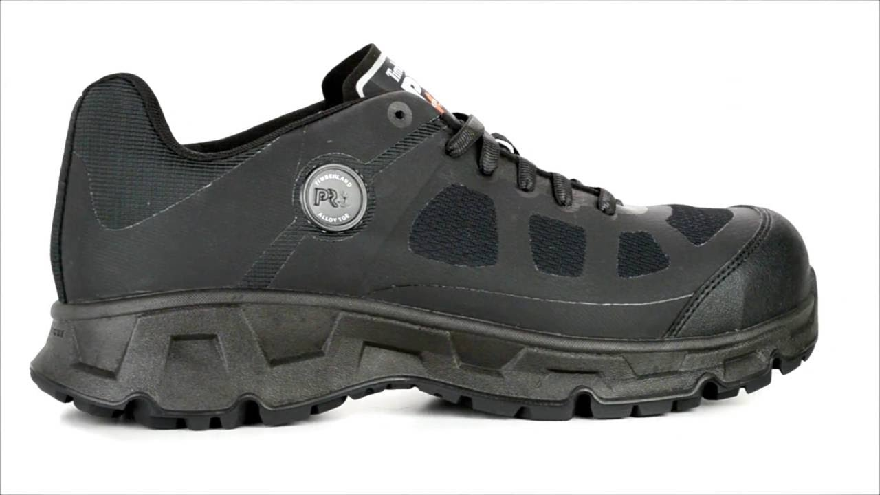 e08db8112a0 Men's Timberland Pro Velocity Alloy Toe Work Shoe A16JZ @  Steel-Toe-Shoes.com