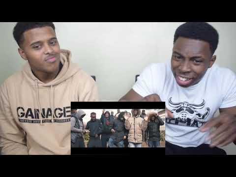 OOO - Russ Ft. J.B2 X Chuks - Link Up [London X Dublin] (Music Video) | Pressplay - REACTION