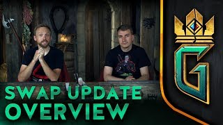 GWENT: The Witcher Card Game | Swap Update overview