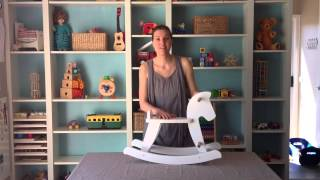 Mocka Wooden Rocking Horse Review