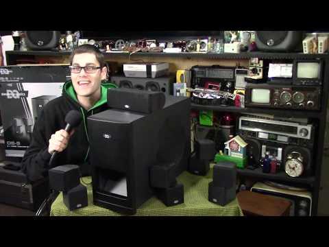 45K Subscriber Speaker Blowout - DRESDEN SCAM