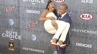 Guys Choice Awards 2015 Taraji P. Henson, Terrence Howard, Charlotte McKinney