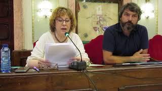Intervención Pleno presupuestos 2018 Ayuntamiento de Murcia