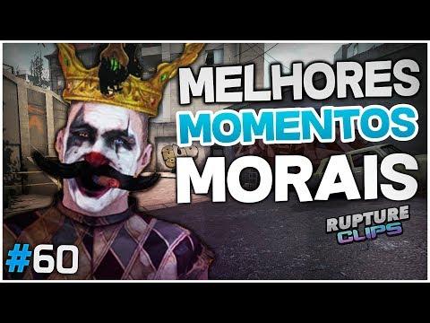 #60 MORAIS: TWITCH MELHORES MOMENTOS