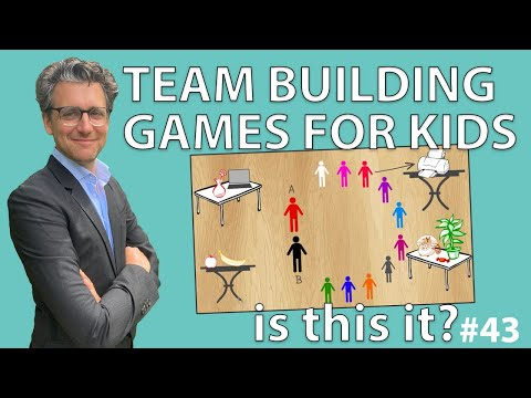 Team Building Games For Kids - Is This It? #43