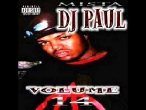 DJ Paul - Silent Night (Skinny Pimp)