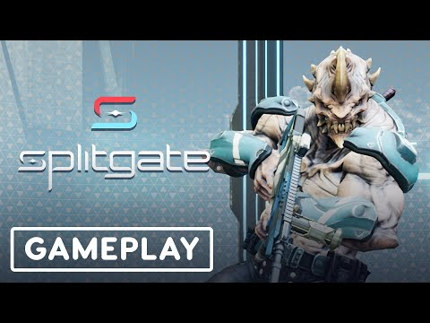 Splitgate: First Console Gameplay - IGN Summer of Gaming 2021 - IGN