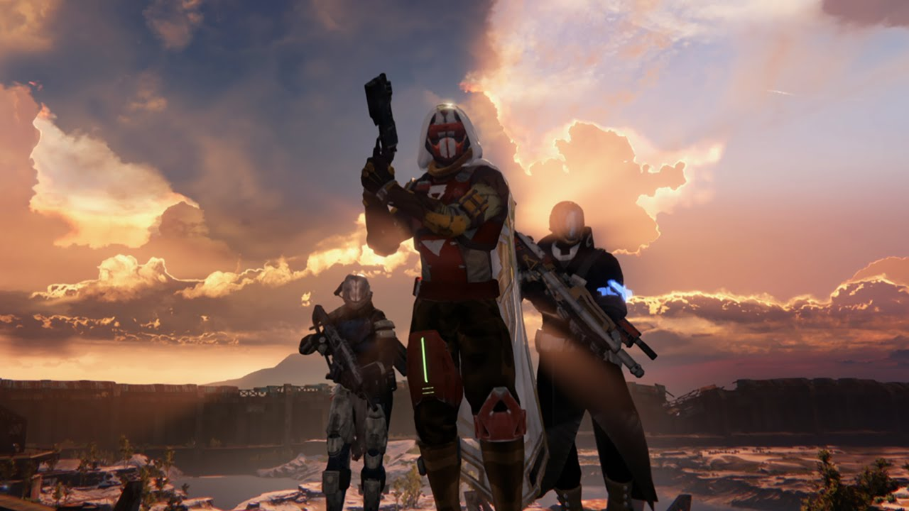 Official Destiny - Launch Gameplay Trailer - YouTube 3ca52db1370