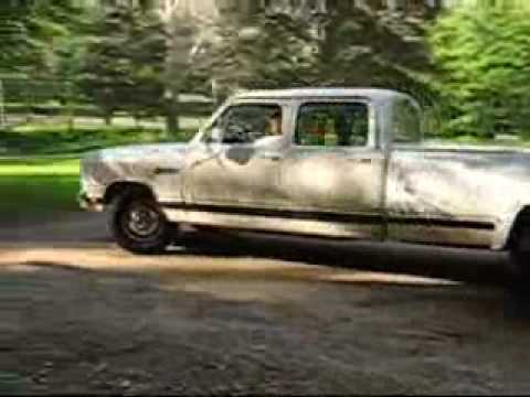 1985 Dodge Ram Crew Cab Dually & 1988 Dodge Ram W150 - YouTube
