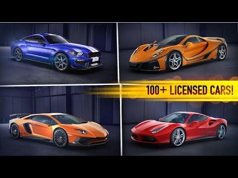 TOP CARS TIER 1 / 2 / 3 / 4 / 5 in CSR 2