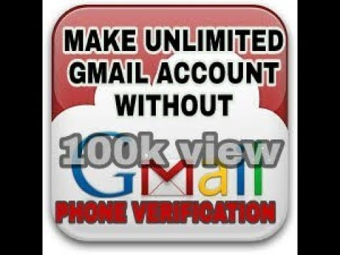 How To Create multiple Gmail Accounts | Without Phone and Email  Verification | 2017 | 100% Working