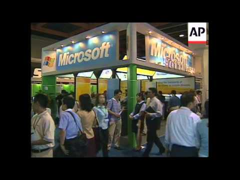 Asia's biggest technology trade fair