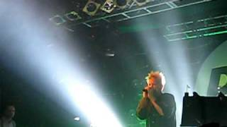 PIL- TIE ME TO THE LENGTH OF THAT - Camden London Electric Ballroom Dec 23rd 09