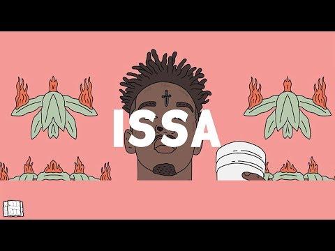"(FREE) 21 Savage Type Beat X Lil Uzi Vert Type Beat ""ISSA"" | Bricks On Da Beat"
