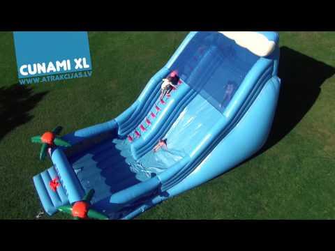 CUNAMI XL - LGK atrakcijas