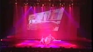 各所で何度も踊った作品の、大舞台バージョンです。 めずらしく自分の振...
