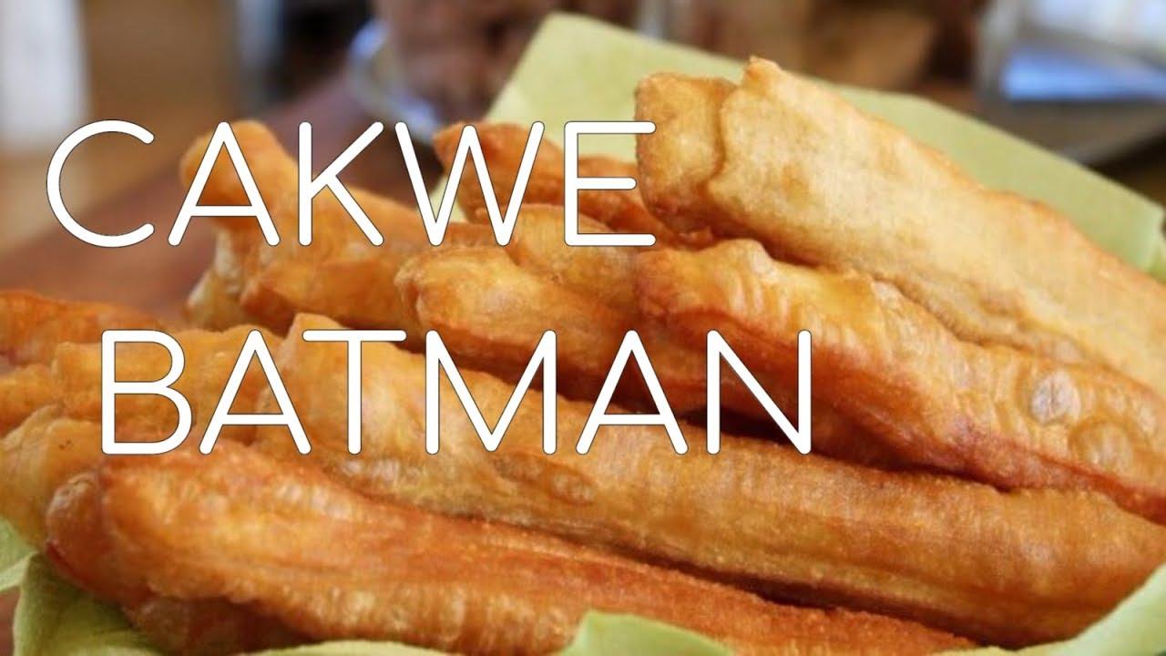 Mantap Cakwe Dan Kue Bantal Batman Kuliner Cikarang