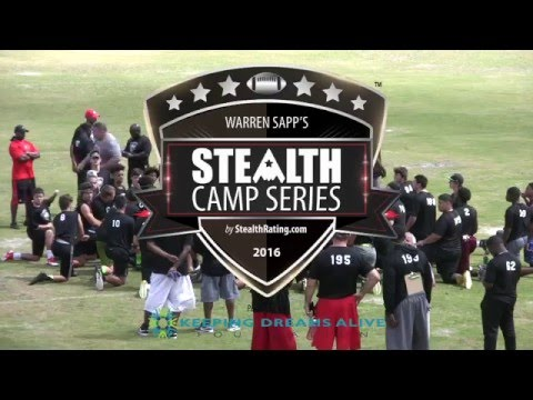 STEALTH CAMP SERIES - FLORIDA REGIONAL LIVE FOOTBALL BROADCAST & LIVE STREAM