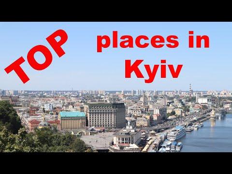 Что посмотреть в Киеве? ТОП 10 мест