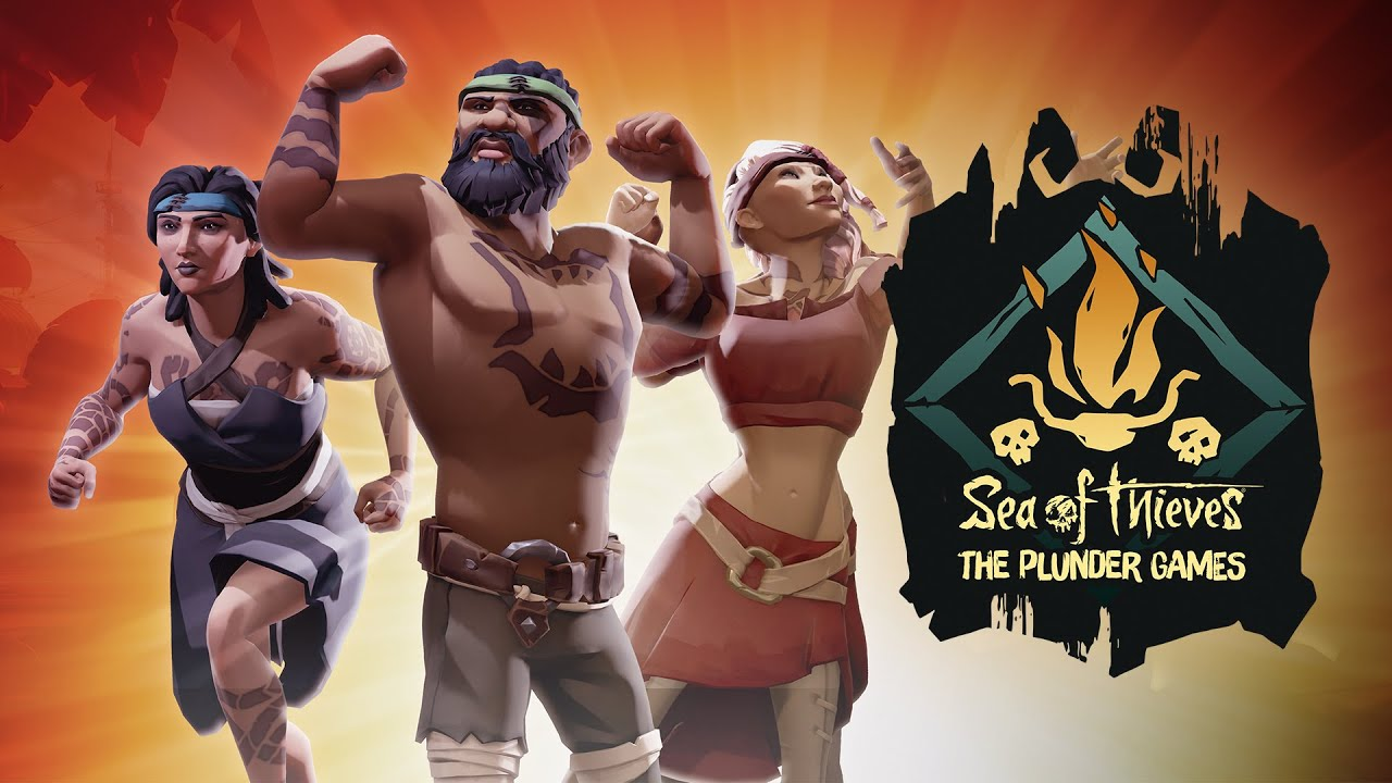 The Plunder Games - Sea of Thieves Event Video