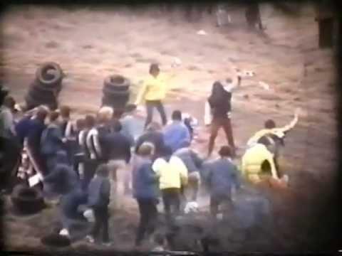 Brad Lackey vs Bob Hannah 1977 Sears Point TransAm