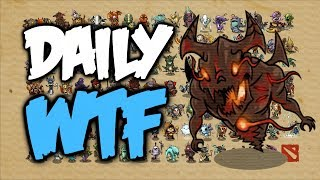 Dota 2 Daily WTF - Doble