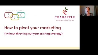 How to pivot your marketing - without throwing out your existing strategy