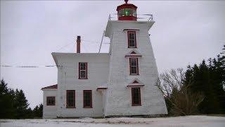 Blockhouse Point Lighthouse, Prince Edward Island