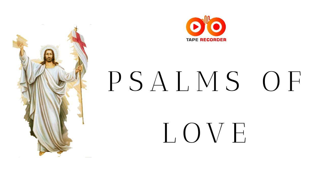Download PSALMS OF LOVE | LATEST EASTER SONG | EMMANUEL LAWRENCE | TAPE RECORDER SONGS