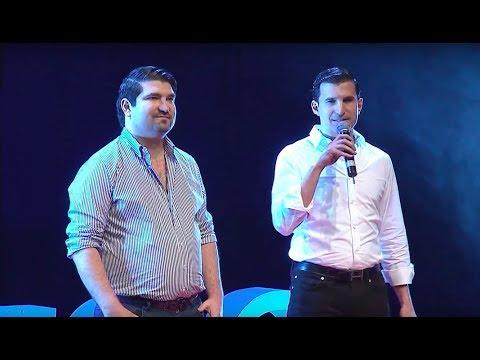 Encuentra tu verdadero Norte | Oscar y Jesús Flores | TEDxUANL